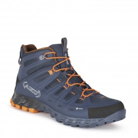ΑΡΒΥΛΑ AKU SELVATICA MID GORE-TEX BLUE/ORANGE