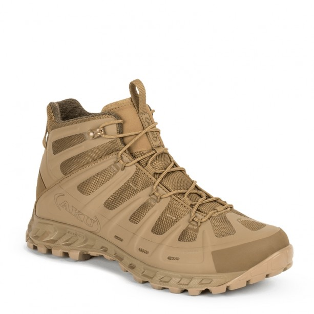 ΑΡΒΥΛΑ AKU SELVATICA TACTICAL MID GORE-TEX COYOTE Άρβυλα Στρατού
