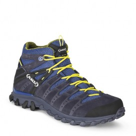 ΑΡΒΥΛΑ AKU ALTERRA LITE MID GORE-TEX ANTHRACITE/BLUE