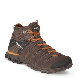 ΑΡΒΥΛΑ AKU ALTERRA LITE MID GORE-TEX BROWN/ORANGE