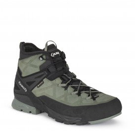ΑΡΒΥΛΑ AKU ROCK DFS MID GORE-TEX GREEN
