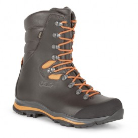 ΑΡΒΥΛΑ AKU RISERVA HI GTX BROWN/FL.ORANGE