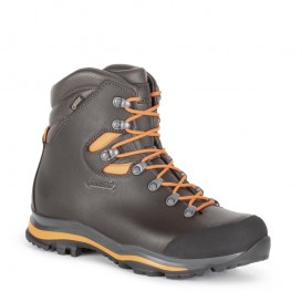 ΑΡΒΥΛΑ AKU RISERVA GTX BROWN/FL.ORANGE
