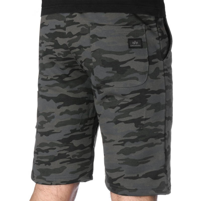 429db4d8d016 ... ΒΕΡΜΟΥΔΑ ALPHA X-FIT CARGO BLACK CAMO Shorts