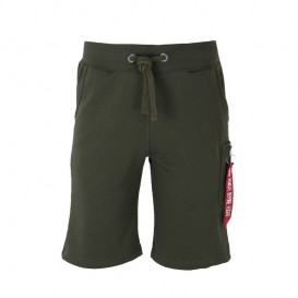 ΒΕΡΜΟΥΔΑ ALPHA X-FIT CARGO DARK GREEN