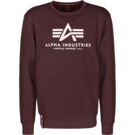 ΦΟΥΤΕΡ ALPHA INDUSTRIES BASIC DEEP MAROON