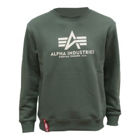 ΦΟΥΤΕΡ ALPHA INDUSTRIES BASIC VINTAGE GREEN