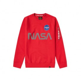 ΦΟΥΤΕΡ ALPHA INDUSTRIES NASA REFLECTIVE SPEED RED