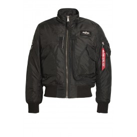 ΤΖΑΚΕΤ ALPHA INDUSTRIES ENGINE BLACK