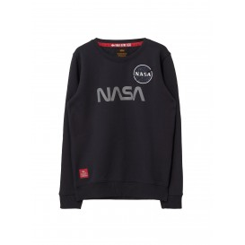 ΦΟΥΤΕΡ ALPHA INDUSTRIES NASA REFLECTIVE REP. BLUE KIDS