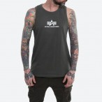 ΦΑΝΕΛΑ ΑΜΑΝΙΚΗ ALPHA INDUSTRIES BASIC DARK OLIVE T-shirt