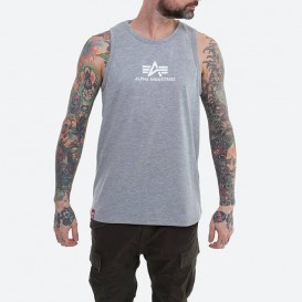 ΦΑΝΕΛΑ ΑΜΑΝΙΚΗ ALPHA INDUSTRIES BASIC GREY HEATHER