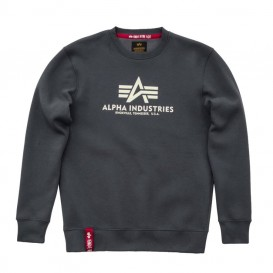 ΦΟΥΤΕΡ ALPHA INDUSTRIES BASIC GREY-BLACK