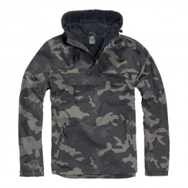 ΜΠΟΥΦΑΝ BRANDIT WINDBREAKER DARK CAMO