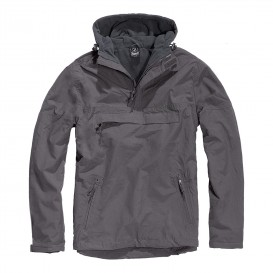 ΜΠΟΥΦΑΝ BRANDIT WINDBREAKER ANTHRACITE