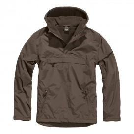 ΜΠΟΥΦΑΝ BRANDIT WINDBREAKER BROWN