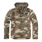 ΜΠΟΥΦΑΝ BRANDIT WINDBREAKER LIGHT WOODLAND Jacket-Μπουφαν