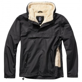 ΜΠΟΥΦΑΝ BRANDIT WINDBREAKER SHERPA BLACK