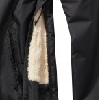 ΜΠΟΥΦΑΝ BRANDIT WINDBREAKER SHERPA BLACK Jacket-Μπουφαν