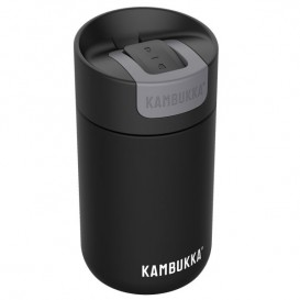 ΘΕΡΜΟΣ KAMBUKKA OLYMPUS 300ML JET BLACK