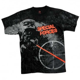 T-SHIRT ROTHCO SPECIAL FORCES SNIPER