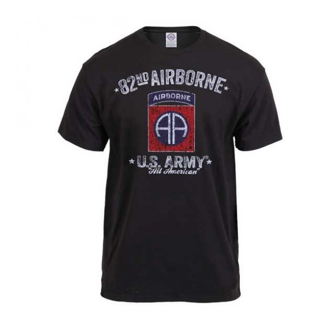 T-SHIRT ROTHCO 82nd AIRBORNE T-shirt