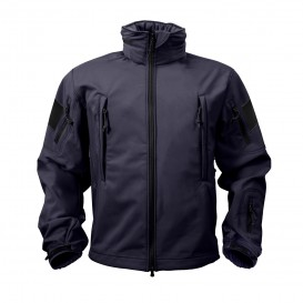 ΤΖΑΚΕΤ ROTHCO SPECIAL OPS SOFTSHELL MIDNIGHT NAVY BLUE