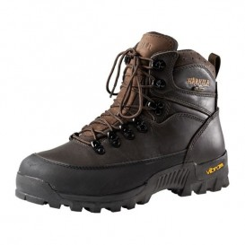 "ΑΡΒΥΛΑ HARKILA MOUNTAIN TREK GORE-TEX 6"" DARK BROWN"