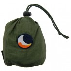 POCKET FRISBEE TICKET TO THE MOON ARMY GREEN